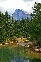 Half Dome & Merced River 2A