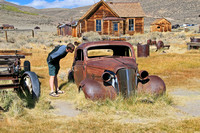 Bodie Used Car Lot